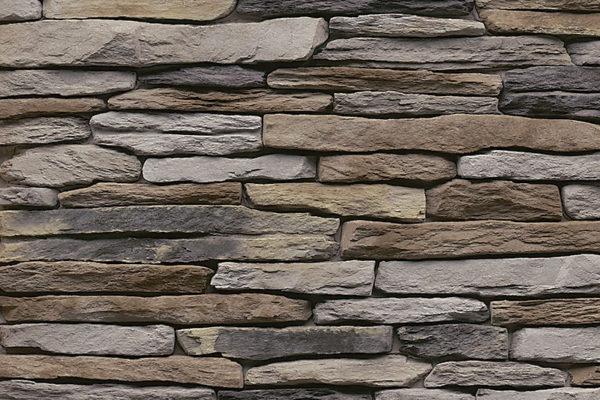 close up profile of StoneCraft's Laurel Cavern Ledge Pennsylvania profile