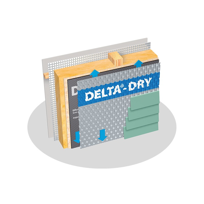 DELTA products, DELTA-DRY