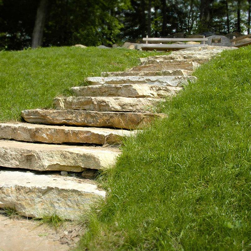 Step Slabs