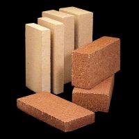 2 different colors of firebrick
