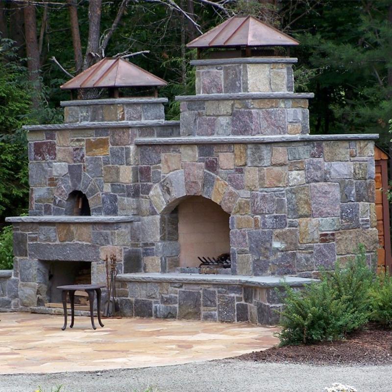 Clay Brick Stove : Brick oven portland stone ware co inc