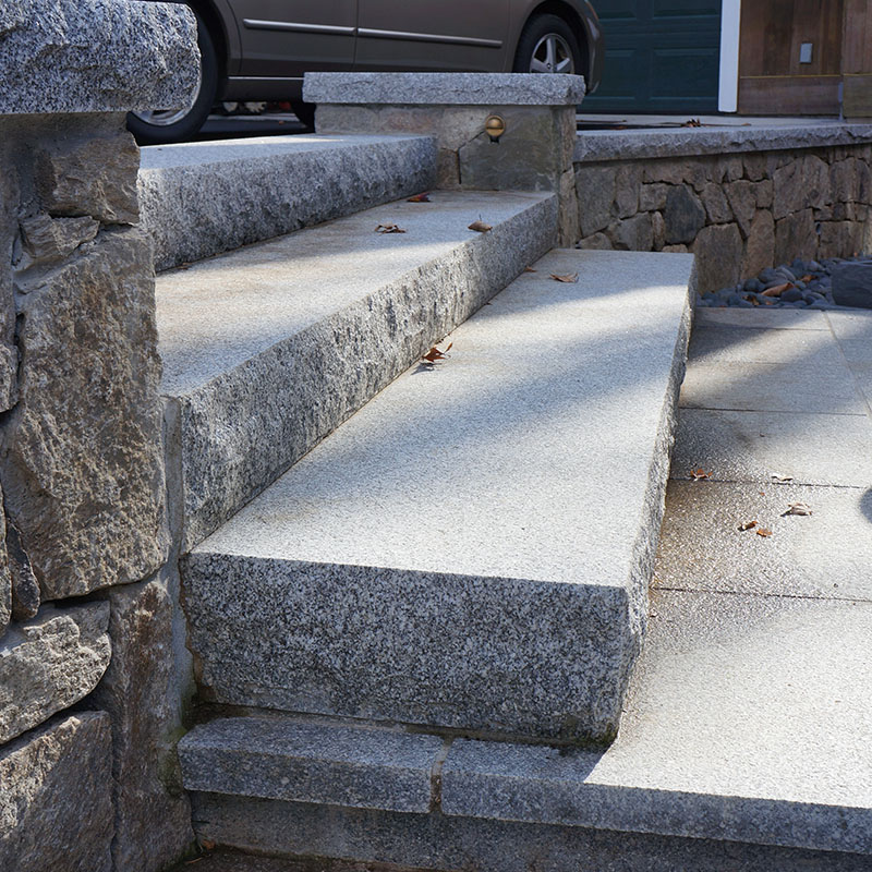Stanstead granite steps