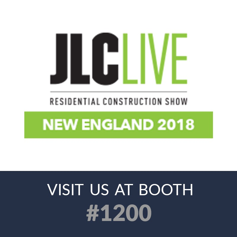 portland stone ware at the 2018 JLC live show in providence RI