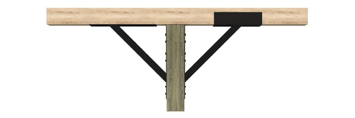 psw built up beam