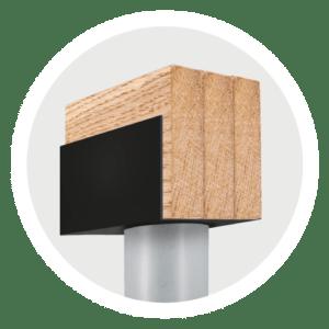 Cap Plates - Portland Stone Ware Co , Inc