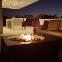 Eldorado Stone fire bowl