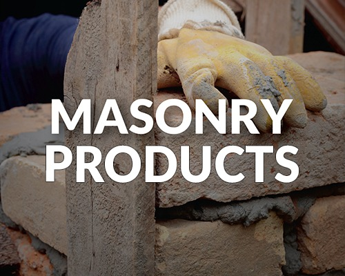 masonry products