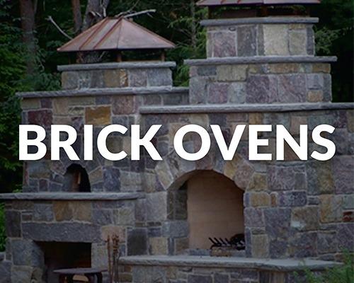 outdoor brick ovens
