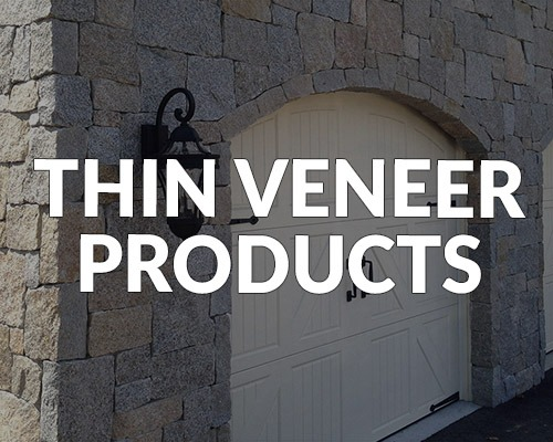 thin veneer stone products