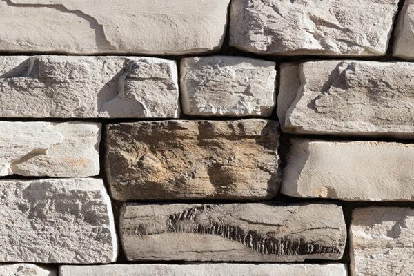 close up profile of Eldorado Stone - Cliffstone in Whitebark