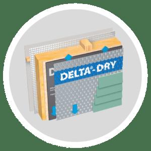 DELTA®-DRY