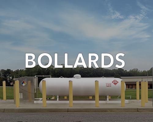 psw building products, portland bollards